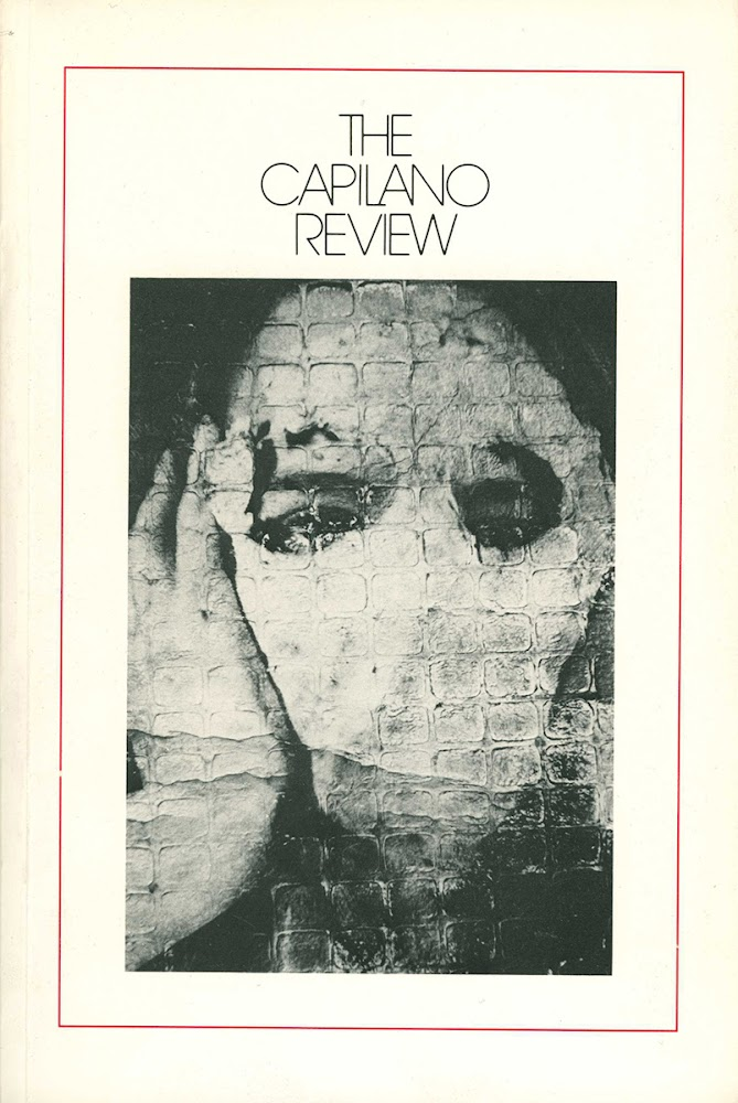 The Capilano Review - Series 2, No. 13