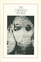 The Capilano Review - Front Cover - Spring 1994