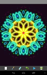 Game Magic Paint Kaleidoscope APK for Windows Phone