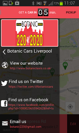 玩商業App|Botanic Cars免費|APP試玩
