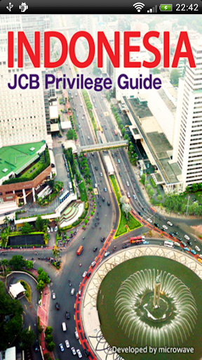 JCB Privilege Guide-Indonesia-
