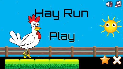 Hay Run Games Free