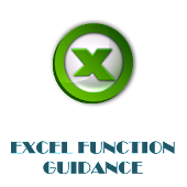 Excel Function Guidance