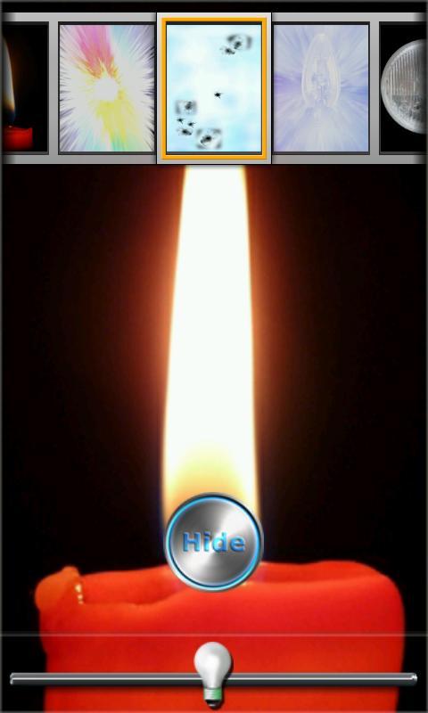 Flashlight Gallery Pro- screenshot