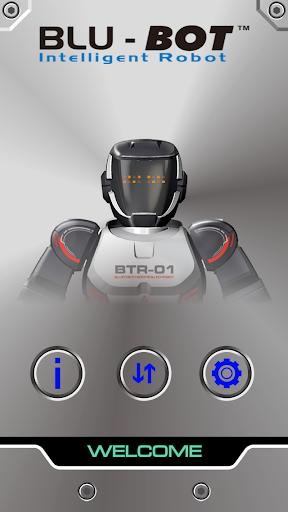 Intelligent Bluetooth Robot
