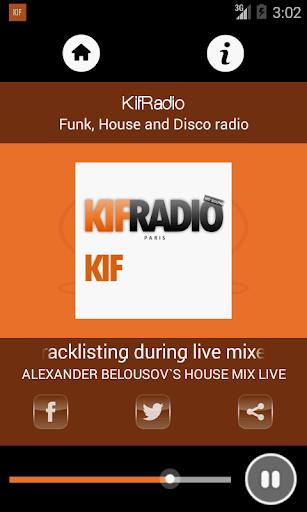 KIFradio – Funk House Djs
