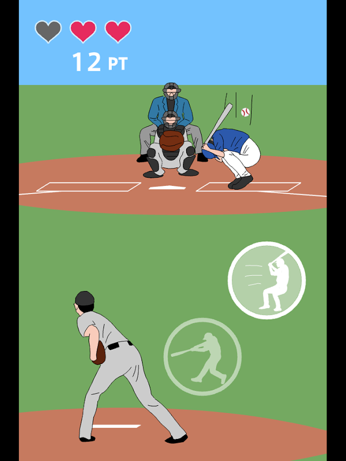 Crazy Pitcher- screenshot