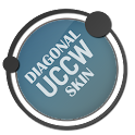 Diagonal UCCW Skin icon