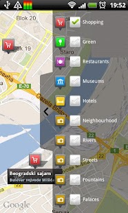 Belgrade City Guide LITE- screenshot thumbnail