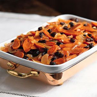 Carrot Tsimmes