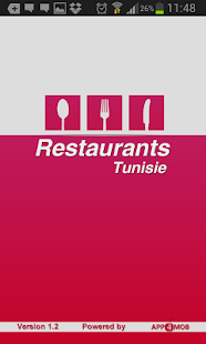 Restaurants Tunisie- screenshot thumbnail