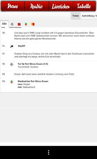 【免費運動App】Rot-Weiss Essen-APP點子