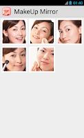 Screenshot of Makeup Mirror