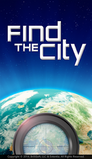 Find The City - Geography Game- screenshot thumbnail