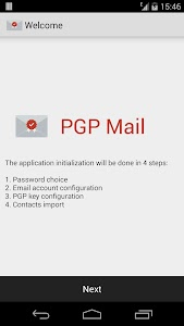 PGP Mail screenshot 6