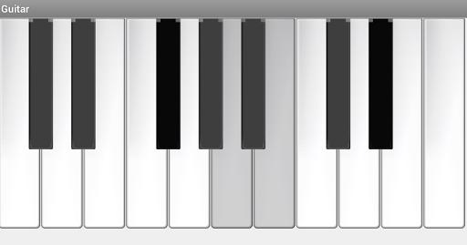 吉他(鋼琴)