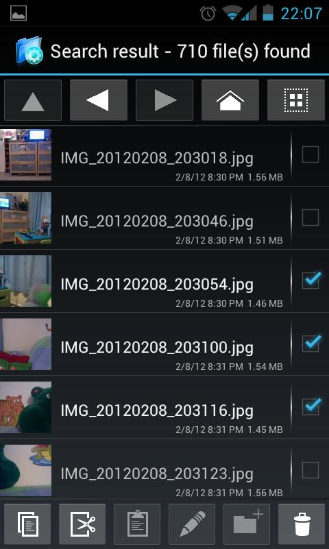 Explorer+ File Manager - screenshot