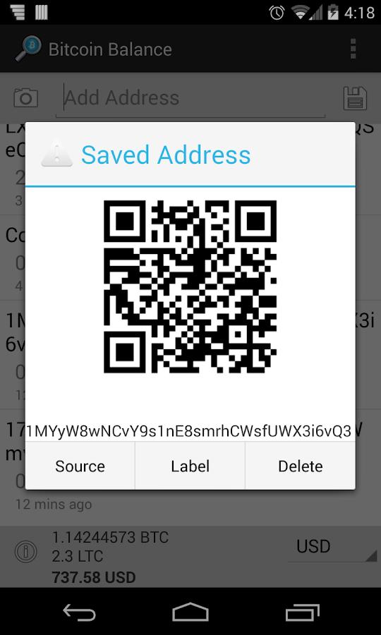 Bitcoin wallet address check balance limited / Bitcoin 6k 7s update