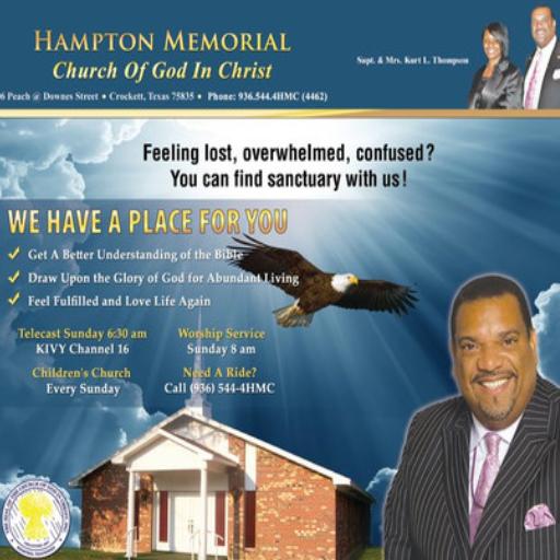 Hampton Memorial COGIC