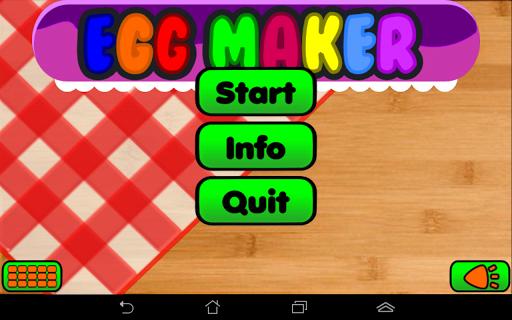 Egg Maker for Kids