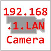 IP camera in a LAN