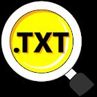 文本查看器 icon
