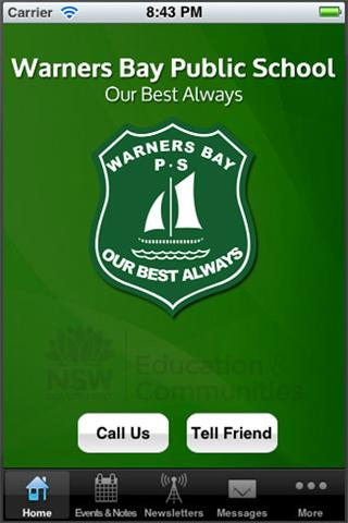 Warners Bay Public School - screenshot