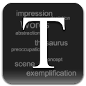 Thesaurus Free icon