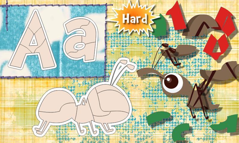 Kids Puzzles ABC Lite- screenshot