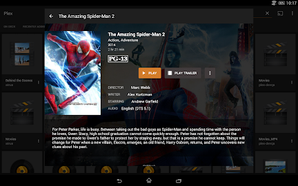 Plex for Android Screenshot 3