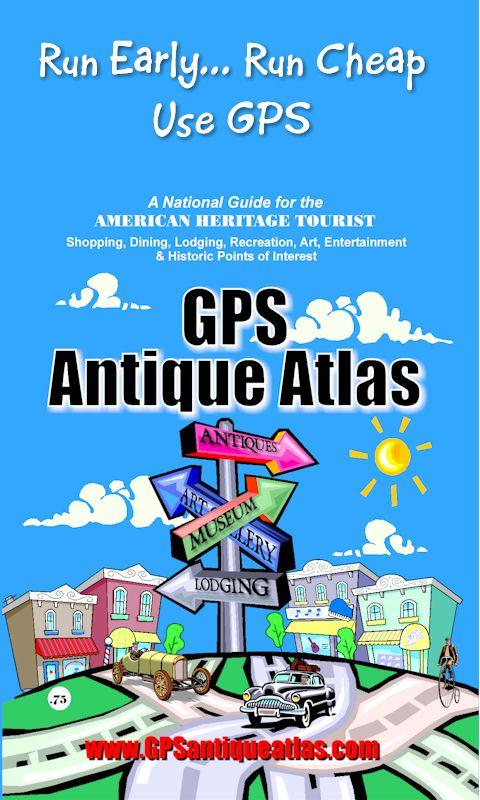 GPS Antique Atlas- screenshot