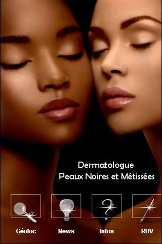 Dermatologue Peaux noires