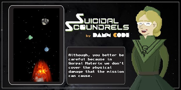 Suicidal Scoundrels- screenshot thumbnail