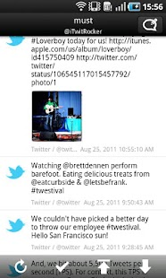 TwitRocker2 for Twitter- screenshot thumbnail