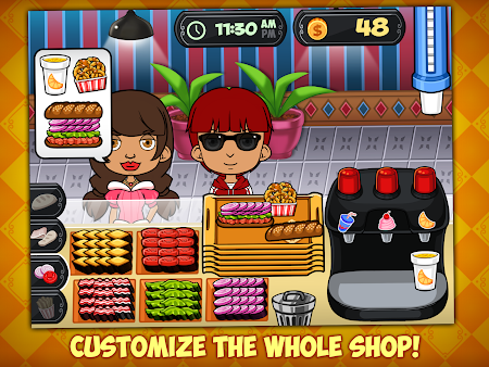 My Sandwich Shop - Food Store 1.2.6 screenshot 100249