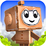 Paper Monsters 3d platformer 1 Apk