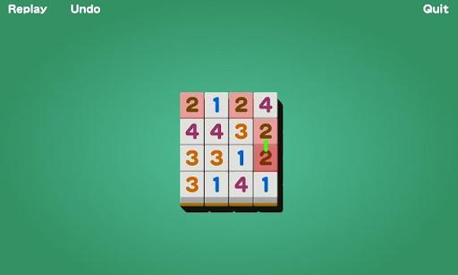 数字益智游戏