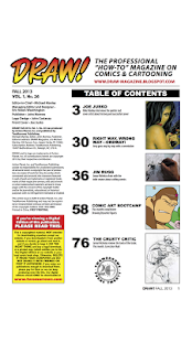 DRAW! Comic Books – ekraanipildi pisipilt