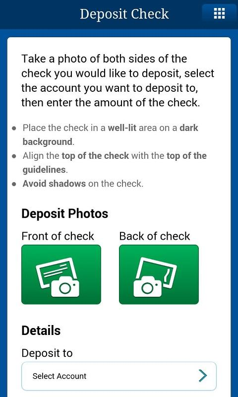 Great Western Bank Mobile - screenshot