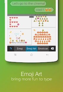 TouchPal Keyboard - Cute Emoji Screenshot 26