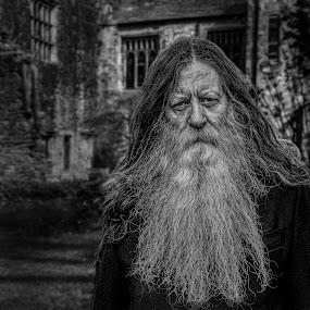 by Eddie Leach - Black & White Portraits & People (  )