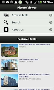 Historic Mill Pictures App- screenshot thumbnail