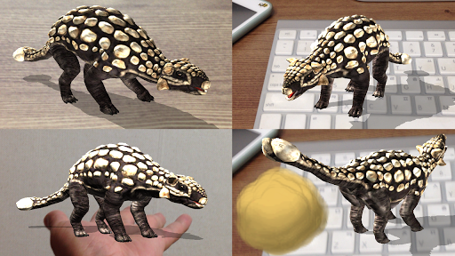 免費下載教育APP|Dinosaur 3D-Ankylosaurus Free app開箱文|APP開箱王