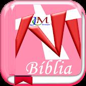 Bíblia Feminina Evangélica JMC