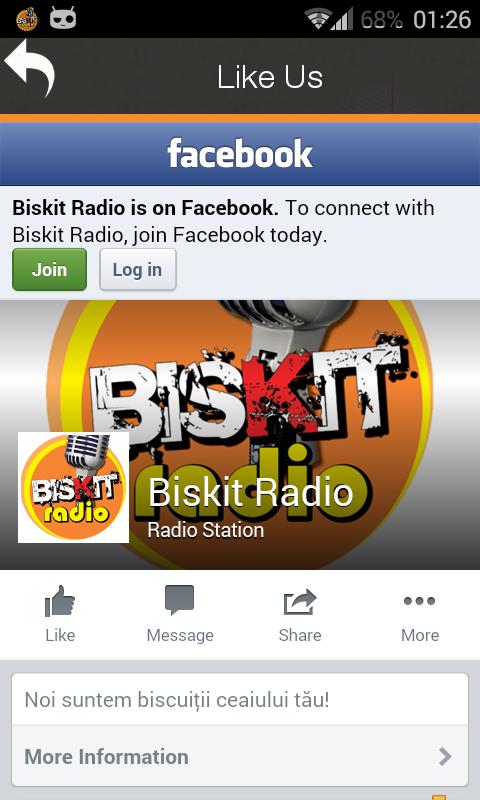 Biskit-Radio 22