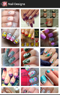 Nail art designs tutorials 16 android apps on google play nail art designs tutorials 16 screenshot thumbnail prinsesfo Image collections