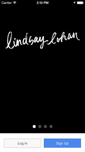 Fan Rewards - Lindsay Lohan
