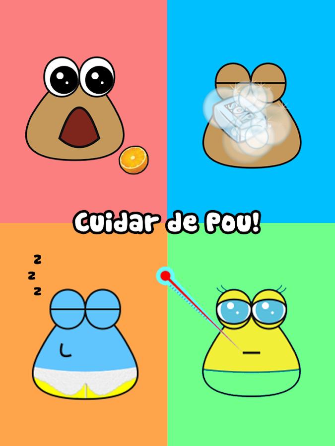 Pou - screenshot