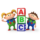 Kids Learning Letters ABC