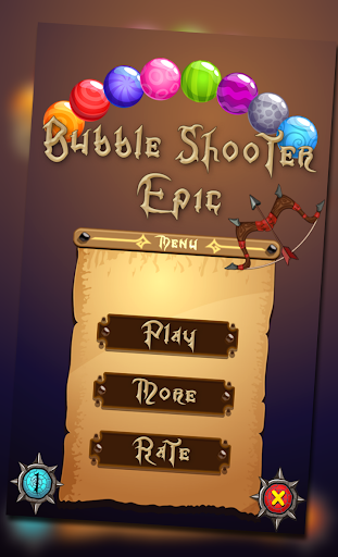 Bubble Shooter Epic